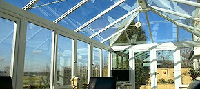 Roof cleaning and conservatory cleaning in Folkestone and Deal